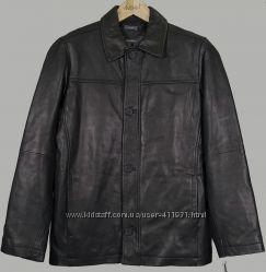 Кожаная куртка Perry Ellis M Америка