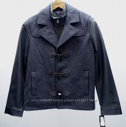 Пальто рукава кожзам INC Америка
