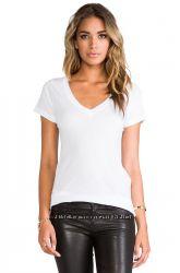 Удлинённая сзади футболка Leith S-M Америка