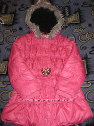 Детская демисезонная курточка Girl2Girl