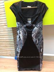 Платье Lasagrada С вставками под рептилию