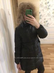 Пуховик, пальто, парка pure oxygen Италия. Размер М
