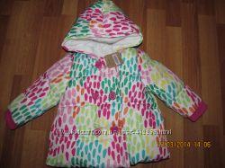 красивая яркая куртка для принцессы CRAZY8
