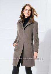 Шерстяное класическое пальто Basler оригинал