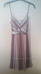 Шелковое коктельное платье  Kookai оригинал