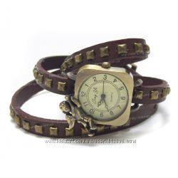 Женские часы Vintage с ангелком
