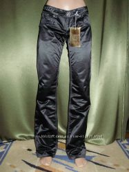 Джинсовые штаны женские Версаче