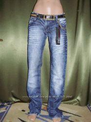 Стильные джинсы D&G женские, 26, 30 размер