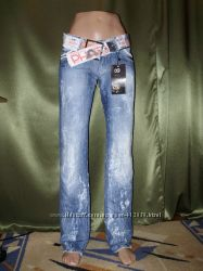 Женские джинсы DG, 28 размер &9829