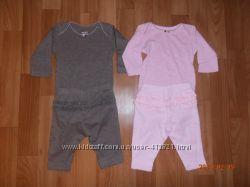Одежда для девочки от 0 до 2-х лет.