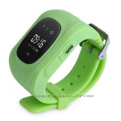 Умные часы с GPS трекингом для детей Q50. Под заказ с АлиЭкспресс.