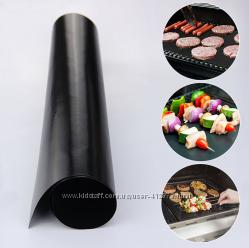 Тефлоновый антипригарный коврик для выпекания в духовке и для гриля
