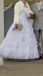 Свадебное платье 46 - 48