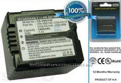 Аккумулятор Panasonic CGI-DU14 усиленный на видеокамеру Panasonic
