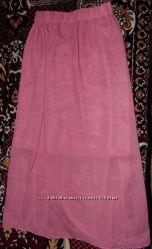 Модная макси юбка