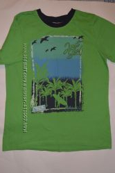 Яркая футболочка на подростка, рост 146-152 см