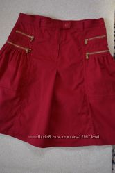Яркая юбка Moschino, размер US 10