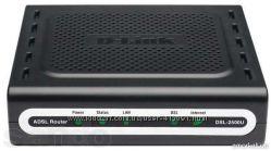Модем D-Link DSL-2500U Adsl2Ethernet ROUTER