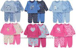 Симпатичные пижамки George Англия для деток