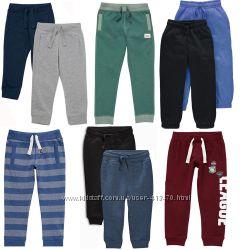 Дёшево Спортивные штанишки с начёсиком Next, H&M, F&F, Matalan Англия