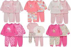 Яркие красивые пижамы для девочек George и F&F Англия