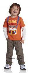Стильные штанишки для мальчиков Mothercare Англия