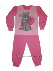 Пижама, костюм для дома и для садика очень тепленькие. В наличии