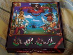 сокровища старого пирата настольная игра