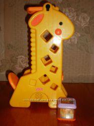 игрушки Fisher price