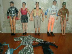куклы солдаты Hasbro