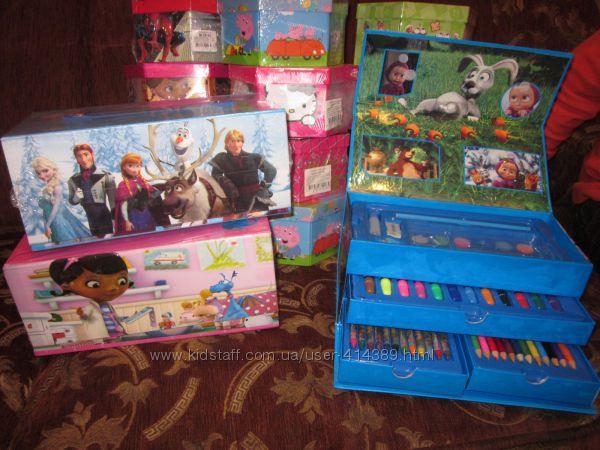 Подарочные наборы для творчества, для рисования