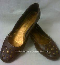 Стильные туфли 39-40 размер.