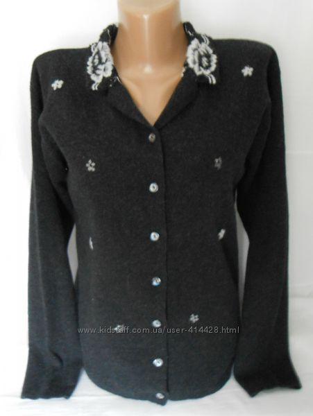 Элегантные  свитера Шерсть.