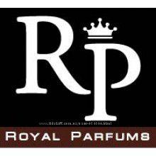 В наличии Royal Parfums . Цены указаны от 10мл  с учетом флаконов