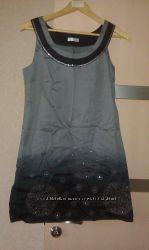 платье нарядное , открытая спина, вечернее Италия Лондон Promod 34р