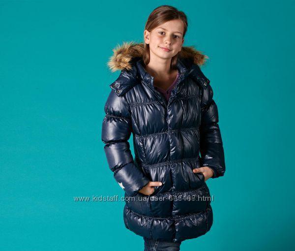 Новое зимнее термо пальто ТСМ Германия Tchibo