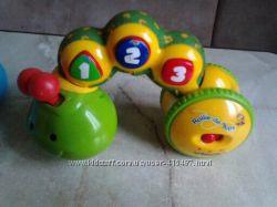 Музыкальная игрушка каталка