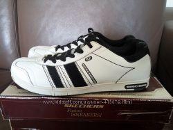 Кроссовки туфли Skechers, 40 размер , для мальчика, кожаные