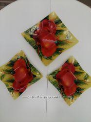 Квадратные салатники