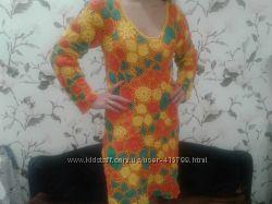 Распродаю платье ручной работы