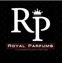 Оригинальная наливная парфюмерия Royal Parfums. Ставка 15 грн.