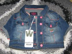 Летняя курточка-болеро WOOX, турция, размер с