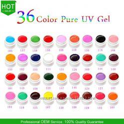 Цветной гель, гель-краска GD COCO