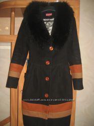Зимнее пальто р. 40-42
