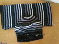 Комплект FONEM Берет и шарф