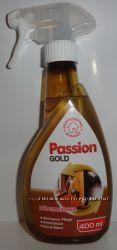 Полироль для мебели Passion Gold 400мл. Pledge 250мл.