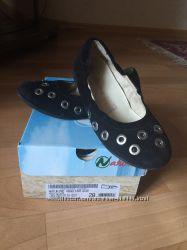 стильные туфельки балетки  NATURINO 28 размер