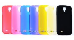 Яркий силиконовый Чехол  Samsung