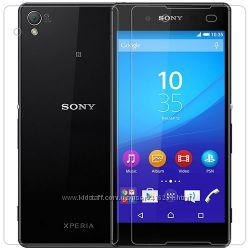 Защитное стекло Sony Xperia Z1, Z3, ZR и другие модели