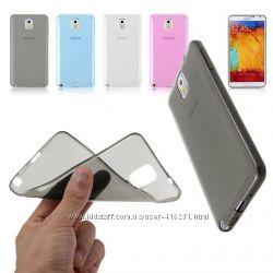 Ультратонкий Чехол  силикон iPhone 4 4s  и 5 5s